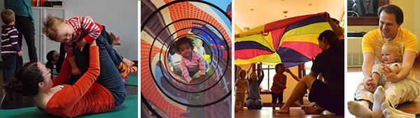 Toddler Family Yoga (walking-4 yrs) – Oct-Dec 2018 – Saturdays @ Cheverly UMC