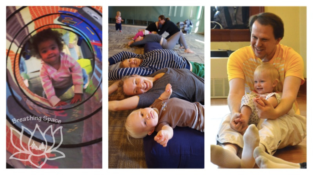 Toddler Family Yoga (walking-3 yrs) – Winter 2019 – Sundays @ Hill Center